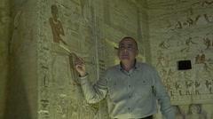 La tumba milenaria de un sacerdote fue descubierta en Egipto