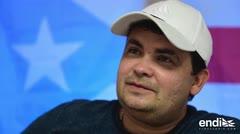 Bladimir Díaz, un boricua con tres décadas en el tenis de mesa