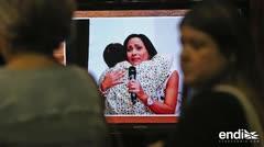 El pueblo le dice adiós a Keylla Hernández