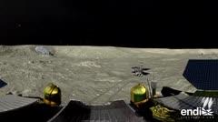 China, primer país que aluniza en la cara oculta de la Luna