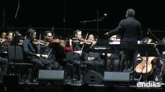 Así sonó el concierto de jóvenes músicos junto a la Orquesta Sinfónica