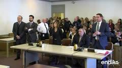 Kevin Spacey se declara no culpable del abuso sexual
