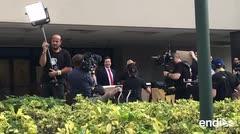 """Jimmy Fallon graba escenas del especial de """"Hamilton"""" en Puerto Rico"""