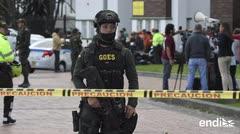 Al menos ocho muertos en explosión de coche bomba en Colombia