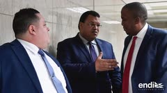 No causa para arresto contra el exjefe de Servicios Generales