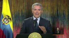 Duque clausura diálogo con ELN en Cuba tras atentado