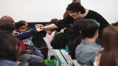 """Sonia Sotomayor: """"Quiero abrazos de todo el mundo"""""""