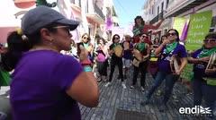 Colectivo Feminista lleva sus reclamos a las SanSe 2019