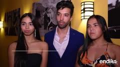 """Atletas del Copur hablan sobre su experiencia con la obra """"Hamilton"""""""