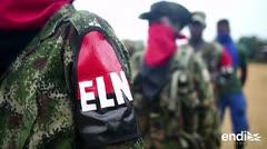 El Ejército de Liberación Nacional admitió su responsabilidad en el ataque en Bogotá