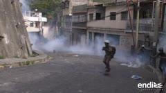 Veintisiete militares fueron detenidos por rebelarse contra Maduro