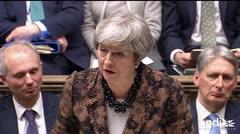 Theresa May propone renegociar el punto más conflictivo del Brexit con la Unión Europea