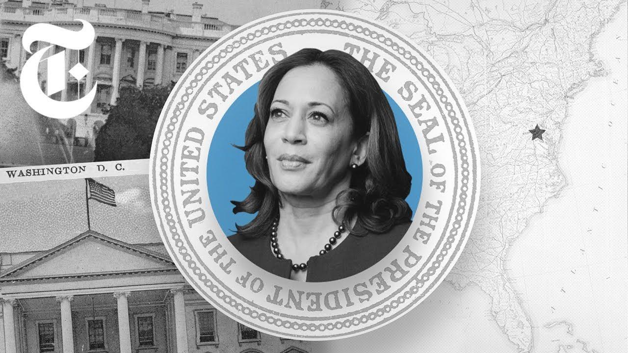 ¿Quién es Kamala Harris? Candidata presidencial en el 2020