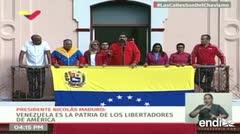 Maduro rompe relaciones diplomáticas de Venezuela con Estados Unidos