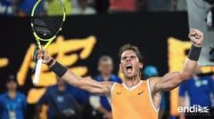 Nadal va por el título en Australia; Osaka y Kvitova a la final