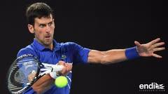 Djokovic barre a Pouille y se suma a Nadal en final de Australia