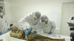 Una momia de Ecuador, es clave para descifrar qué enfermedad en Europa?