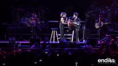 Kany García vive un momento emotivo junto a Tommy Torres en su concierto