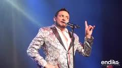 Manny Manuel deleitó a la fanaticada con su repertorio de éxitos