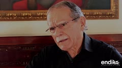 Oscar López participó en la VI Conferencia a Favor del Equilibrio del Mundo