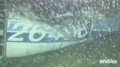 Hallan un cuerpo entre los restos del avión que transportaba a Emiliano Sala
