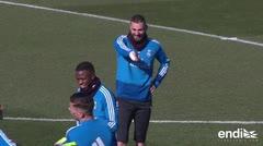 Solari espera que Messi juegue el clásico copero