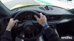 El Nuevo Día prueba el nuevo Porsche 911