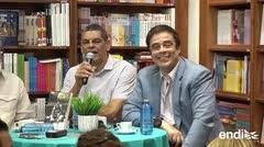 Raymond Dalmau agradece el apoyo de Benicio del Toro para escribir su libro