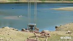 Crítico el nivel de agua en la represa del lago Guajataca
