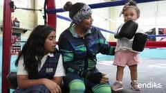 Kiria Tapia presenta a sus amadas hijas