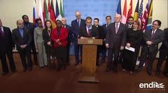 Nicolás Maduro logra un acuerdo con 50 países en la ONU