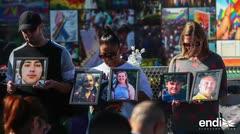 Dedican conmovedora vigilia a las víctimas de Parkland
