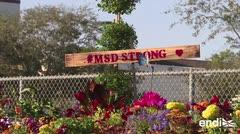 A un año, compasión y empatía al recordar las víctimas del tiroteo en Parkland