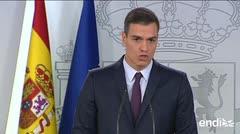 El presidente de España le declara la guerra al Parlamento
