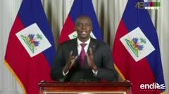 El presidente de Haití se niega a renunciar