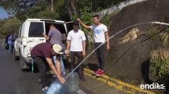Nicolás Maduro raciona el agua todos los días en Venezuela