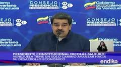 """Maduro: """"Donald Trump se cree en la potestad de dar órdenes"""""""