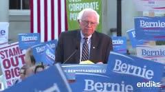 """Bernie Sanders: """"Vamos a ganar"""" la presidencia de Estados Unidos"""