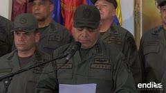 """Los militares de Nicolás Maduro exigen """"obediencia, subordinación y lealtad"""""""