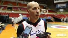 Arrancan los entrenamientos de la Selección de baloncesto masculino