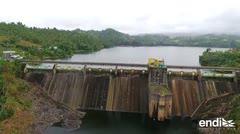 Dos embalses están casi llenos pese a la época de sequía en la isla