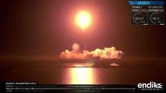 Israel lanza su histórica misión a la Luna