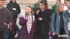 Greta Thunberg, un ícono de la lucha contra el cambio climático