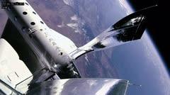 Virgin Galactic realiza un vuelo espacial de prueba