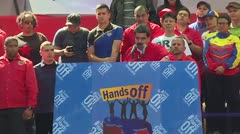 Maduro rompe relaciones con Colombia