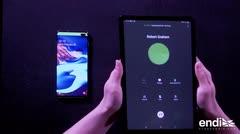 Samsung lanza el primer celular plegable