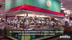 Famoso restaurante bufé llegará a Puerto Rico