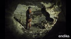 """Hallan  un """"tesoro científico"""" bajo las ruinas mayas en México"""