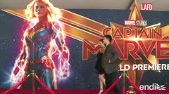 "Gran estreno de ""Captain Marvel"" en Los Angeles"