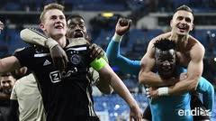 Ajax remata la mala semana del Real Madrid, lo elimina de la Champions